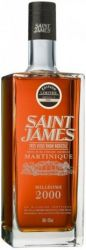 Saint James Millesime 2001 1l 43%