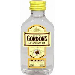 Gordon´s London Dry Gin 0,05l 40%