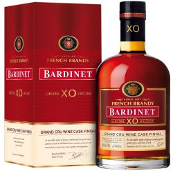 Bardinet XO Grand Cru Wine Cask Finish 0,7l 40%