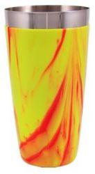 Boston šejkr vinylový žlutooranžový 0,8l