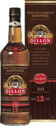 Dillon Rhum XO 12y 0,7l 45%