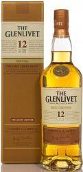 Zobrazit detail - Glenlivet 12y First Fill 0,7l 40%