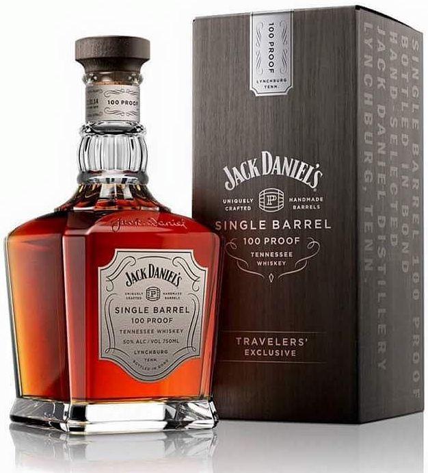 Jack Daniel´s Single Barrel 100 Proof