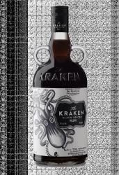 Kraken Black Spiced Rum 1l 47%