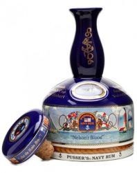 Zobrazit detail - Pusser's British Navy Yachting Ship´s Decanter 1l 42%