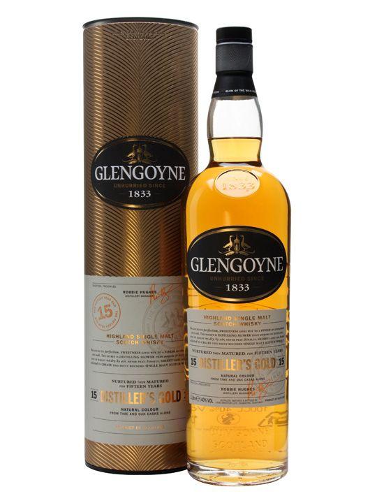 Glengoyne 15y 1l 40%