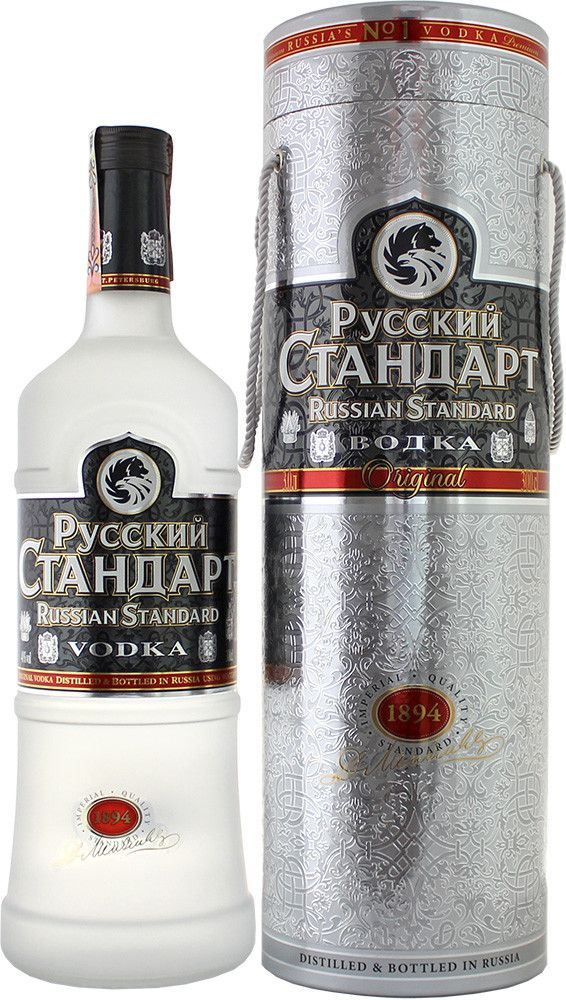 Vodka Russian Standard 3l