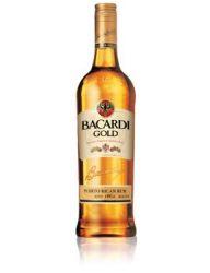 Bacardi Gold Carta Oro 1l 37,5%