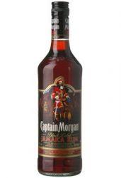 Captain Morgan Black Jamaica 40%
