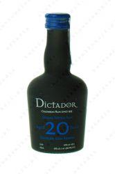 Dictador Solera 20y 0,05l 40%