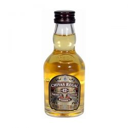 Chivas Regal 12y 0,05l 40%