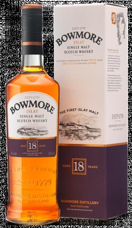 bowmore-18y