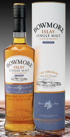 bowmore-legend