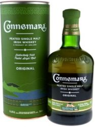 Connemara Peated 0,7l 40%
