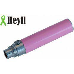 Baterie eGo 650 mAh růžová Heyll
