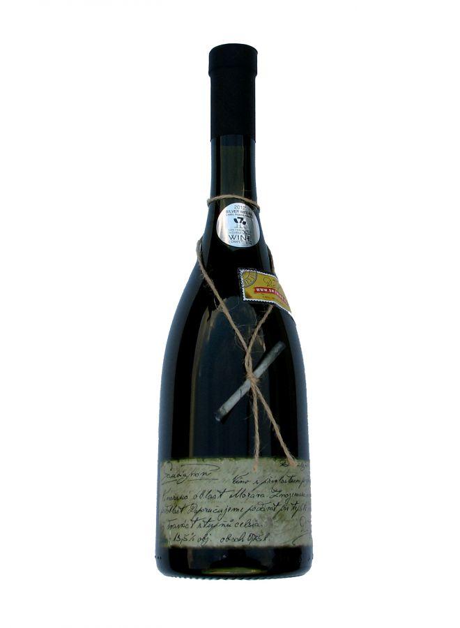 Sauvignon 0,75l pozdní sběr