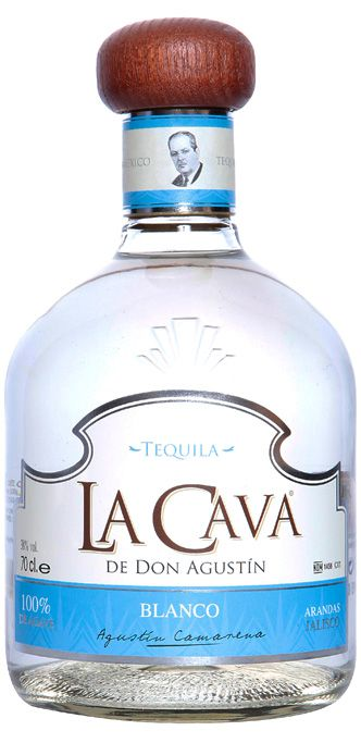 Tequila Don Agustín Blanco 100% Agave 0,7l 38%