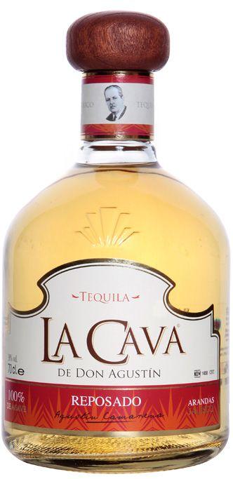 Tequila Don Agustín Reposado 100% Agave 0,7l 38%