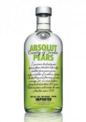 Absolut Pears 1l 40%
