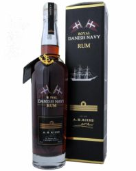 A.H.Riise Royal Navy 0,7l 40%