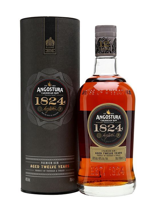 Angostura 1824 12y