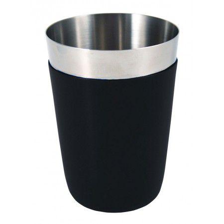 Šejkr vinyl černý 0,5l
