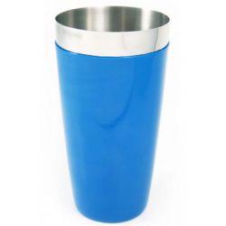 Boston šejkr vinylový modrý 0,8l