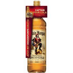 Captain Morgan Spiced 3l 35%