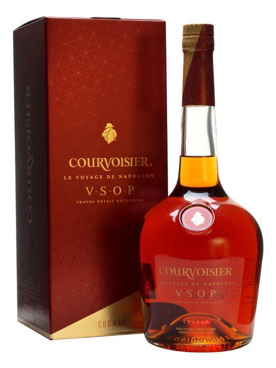 Courvoisier VSOP Voyage