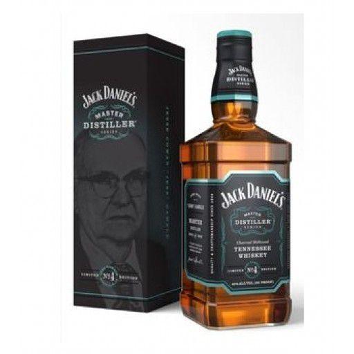 Jack Daniel´s Master No.4