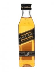 Johnnie Walker Black Label 0,05l 40%