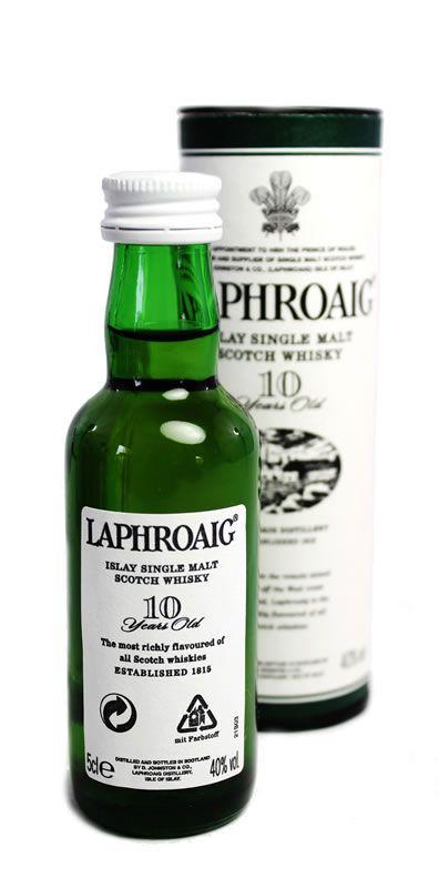Laphroaig 10y 0,05l