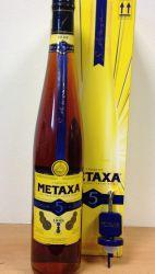 Metaxa 5* 3l 38% + nalévátko