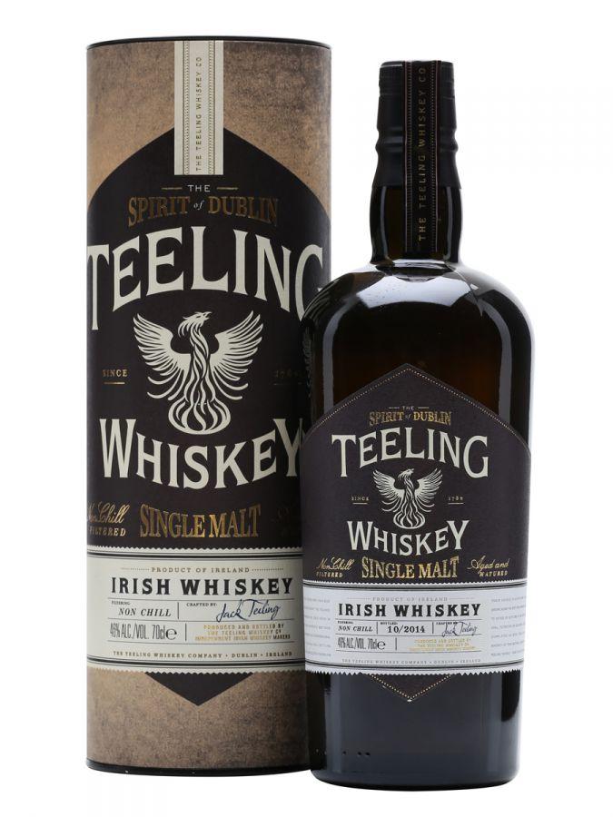 Whiskey Teeling Single Malt 0,7l 46%