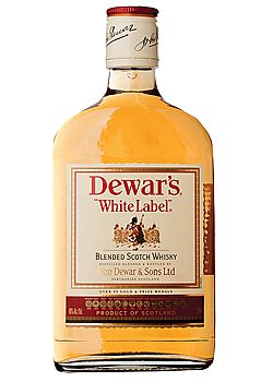 Whisky Dewar´s White Label 0,5l 40%