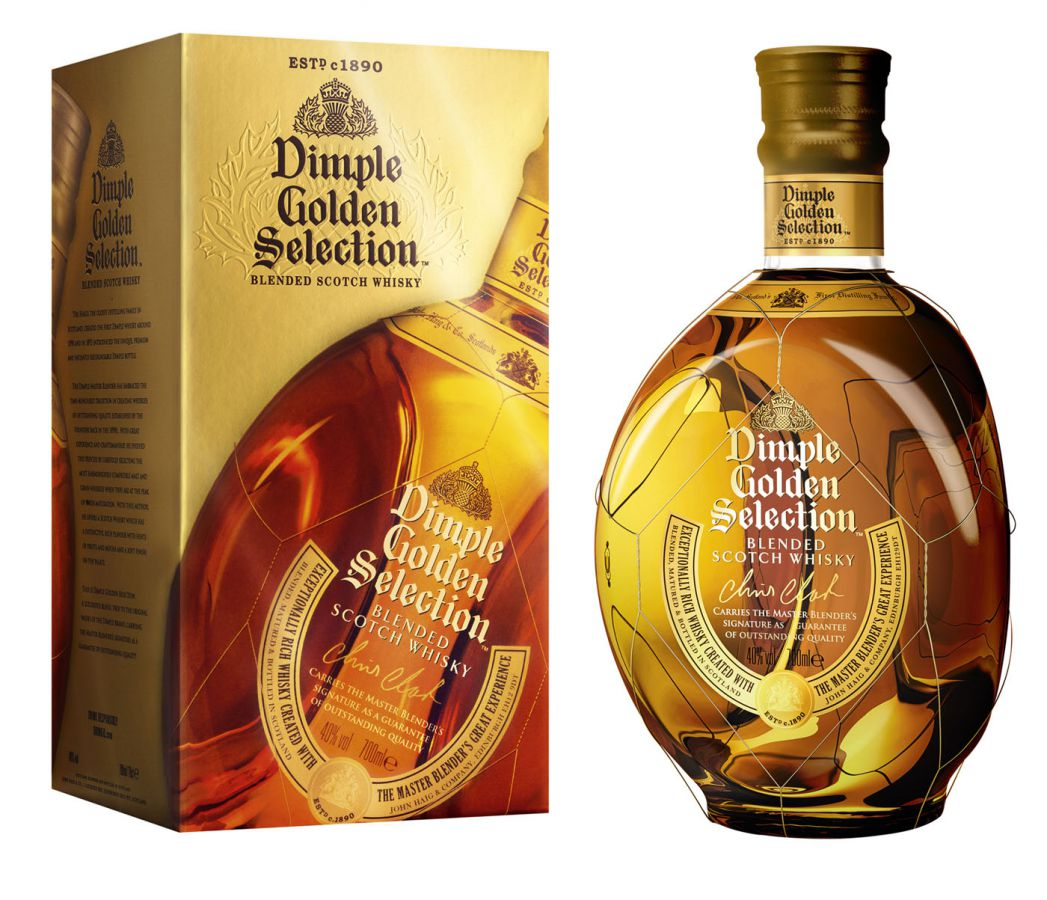 Whisky Dimple Golden Selection 0,7l 40%
