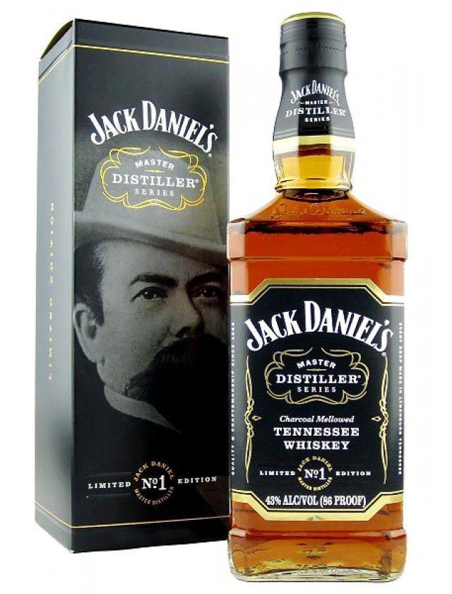Jack Daniel´s Master No.1