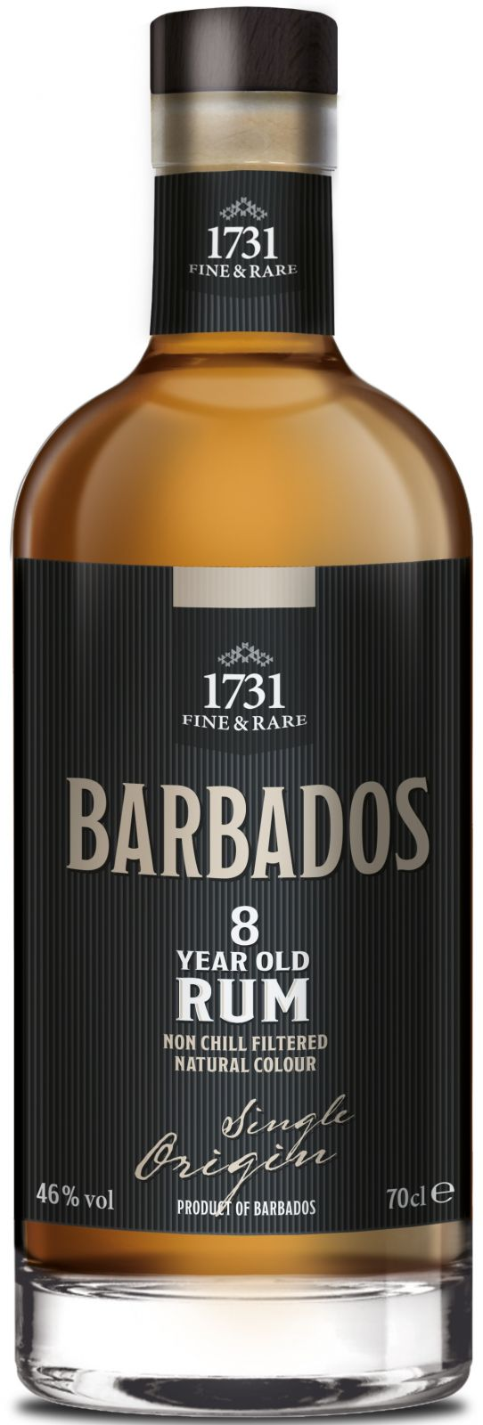 1731 Fine&Rare Barbados Rum 8y