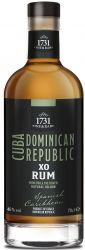 1731 Fine&Rare Spanish Caribbean Rum XO 0,7l 46%