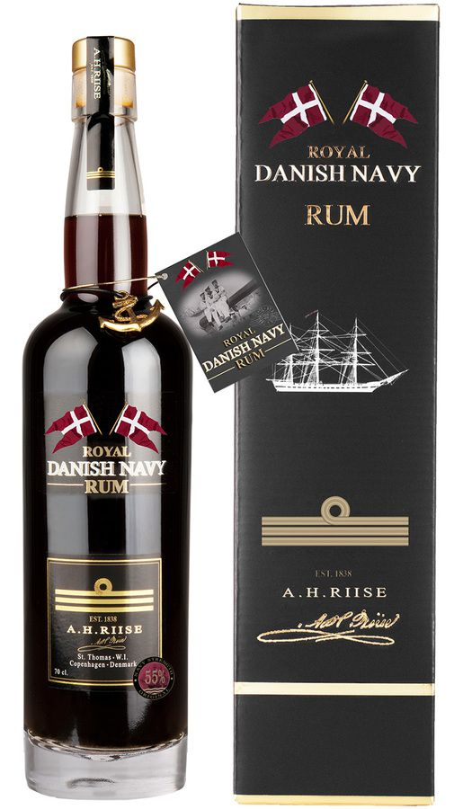A.H.Riise Royal Navy 55%
