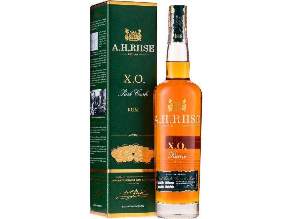 A.H.Riise XO Port Cask