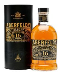 Aberfeldy 16y 0,7l 40%