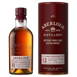 Aberlour 12y Double Cask Matured 0,7l 40%