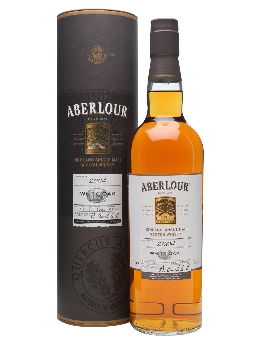 Aberlour White Oak 2004