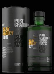 Bruichladdich Port Charlotte Islay Barley 6y 2011 0,7l 50%