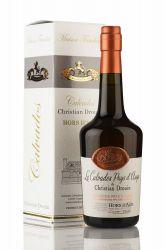 Calvados Christian Drouin Horse d´Age 0,7l 42%