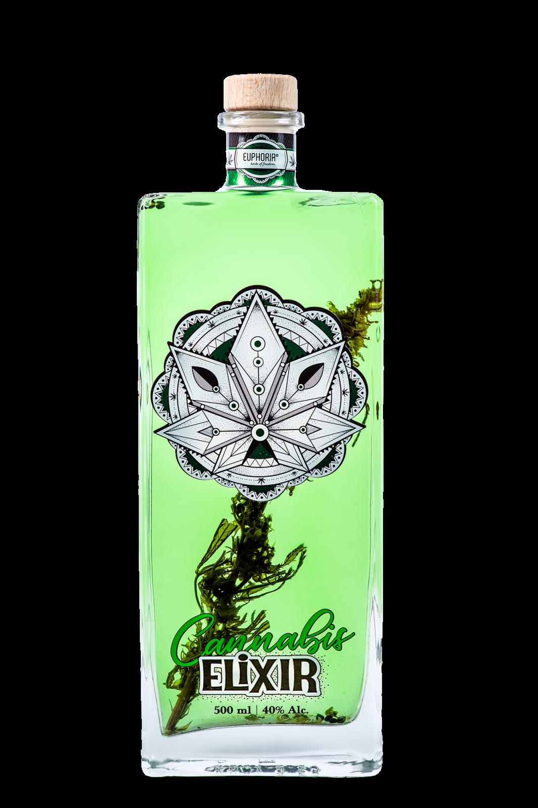 Cannabis Elixir
