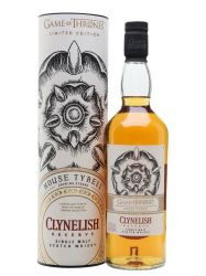 Clynelish Reserve Game of Thrones House Tyrell 0,7l 51,2%