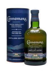 Connemara Peated Distillers Editon 0,7l 43%