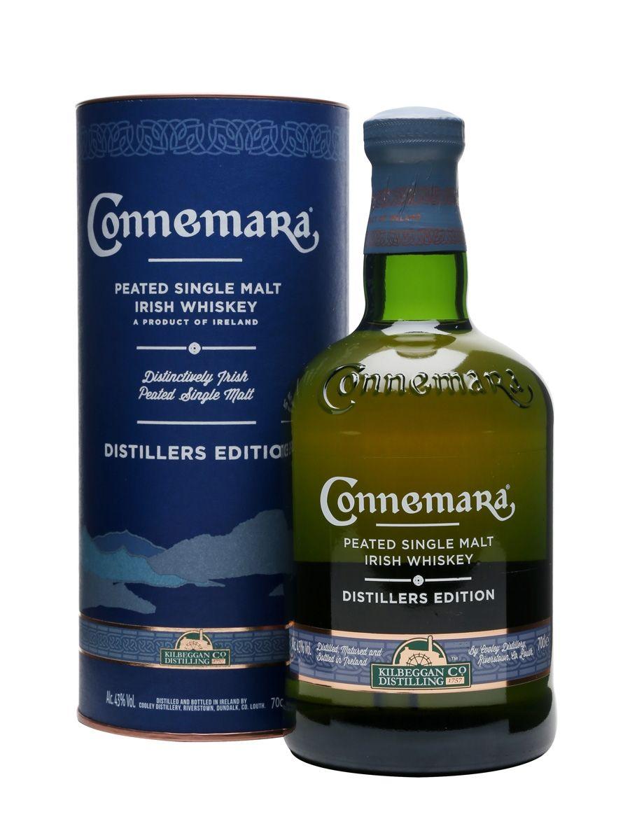 Connemara Peated Distillers Editon